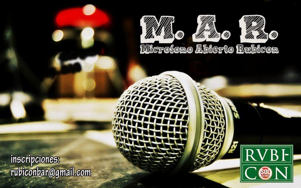 M.A.R. (Micrófono Abierto Rvbicón)